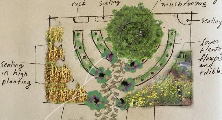 A Garden 2021 rendering 1