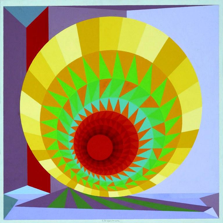 ART Ed Garman, Painting #231