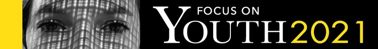 Focus on Youth 2021 header banner
