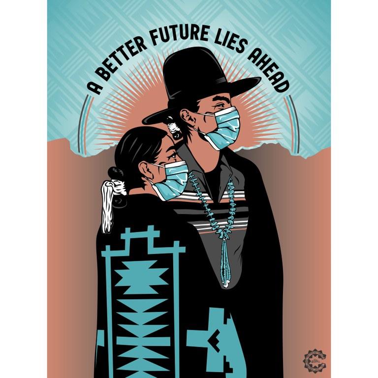 Jared Yazzie, Better Future