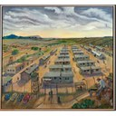 TRINITY Jerry West, Japanese Internment Camp (Santa Fe), 2009