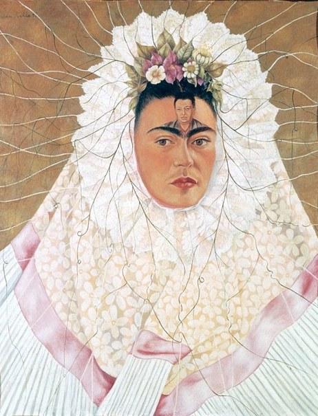 Frida Kahlo. Diego on My Mind