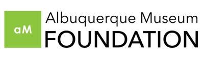 Albuquerque Museum Foundation Logo, green, horizontal