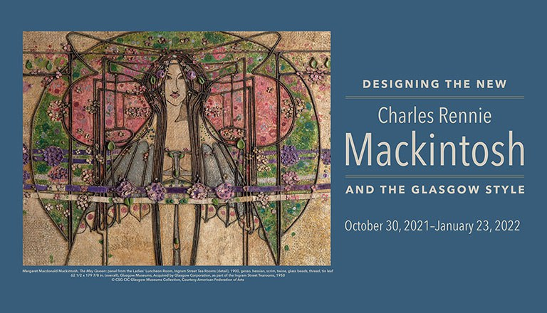 Designing the New: Charles Rennie Mackintosh and the Glasgow Style Trending
