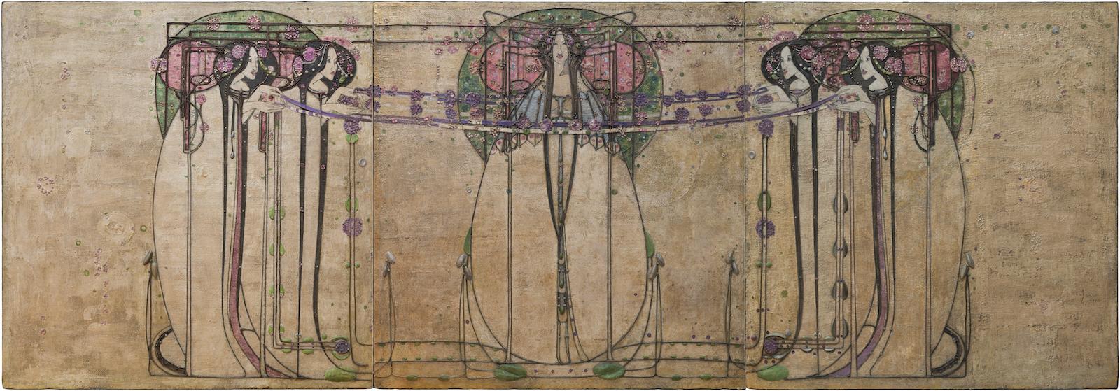 Mackintosh May Queen