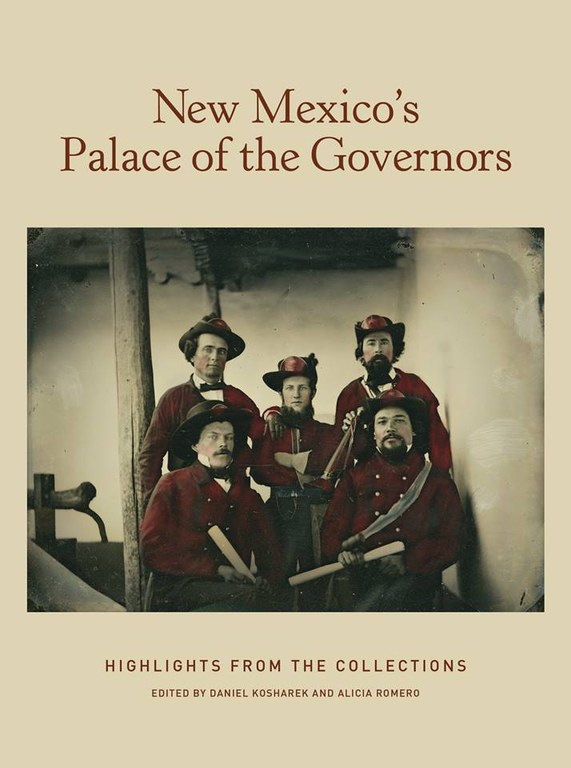 MNMP New Mexico's Palace of the Govs