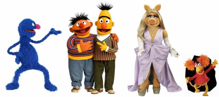 Muppets for 3rd Thursday