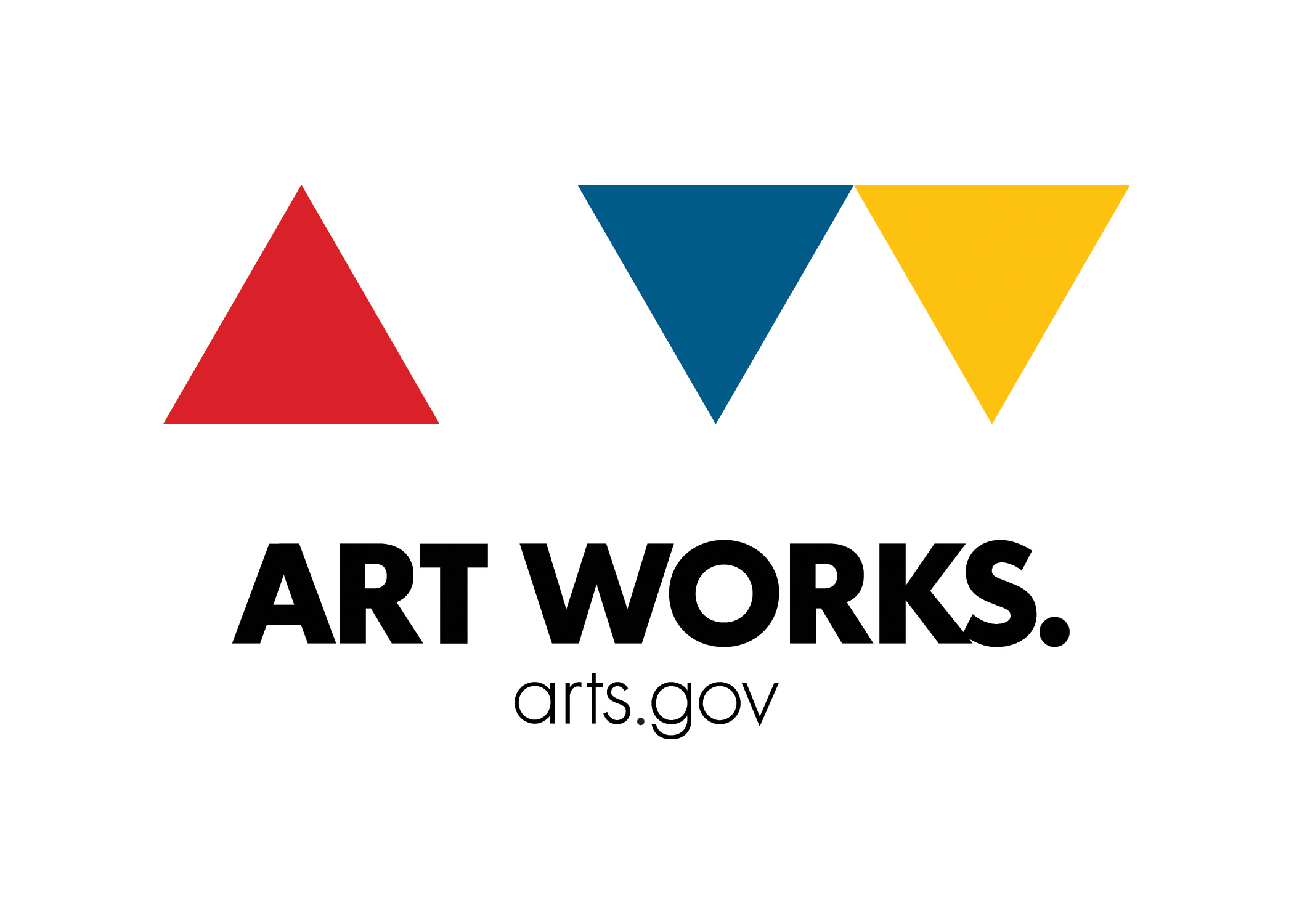 Logo of the National Endowment for the Arts.