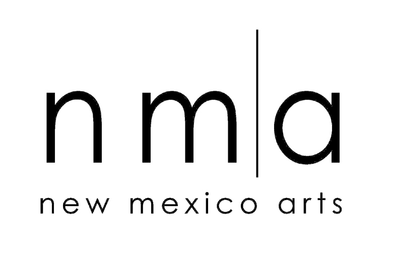 Logo of New Mexico Arts.