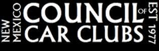 New Mexico Council of Car Clubs logo