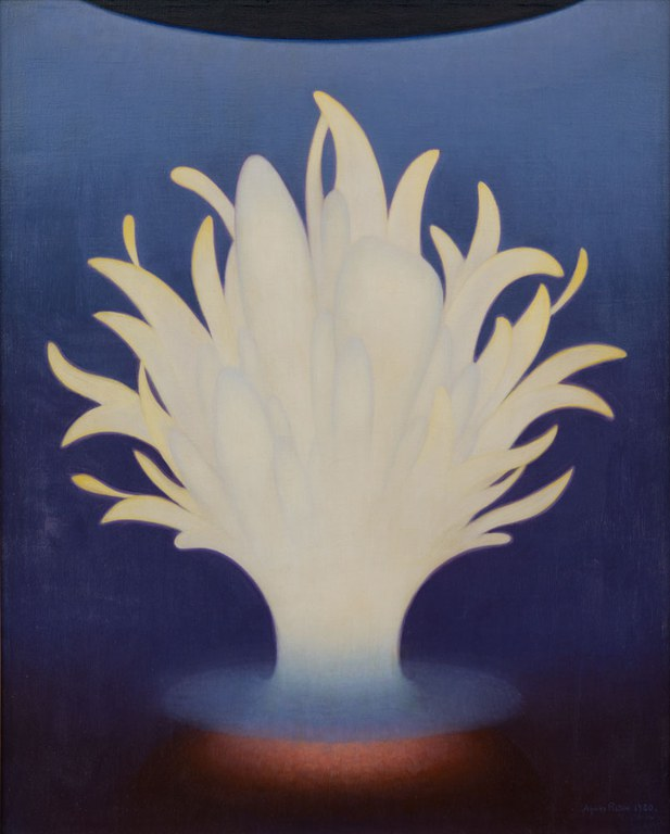 Agnes Pelton, The Voice
