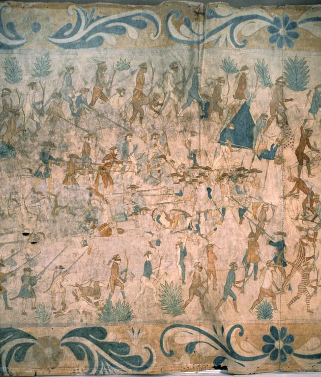 Palace Segesser II hide detail