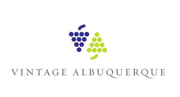Vintage Albuquerque logo