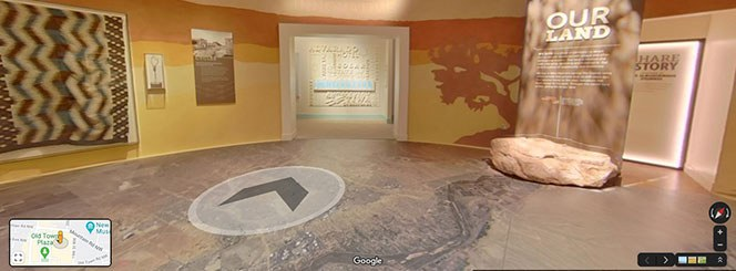 Albuquerque Museum Virtual Walk Through
