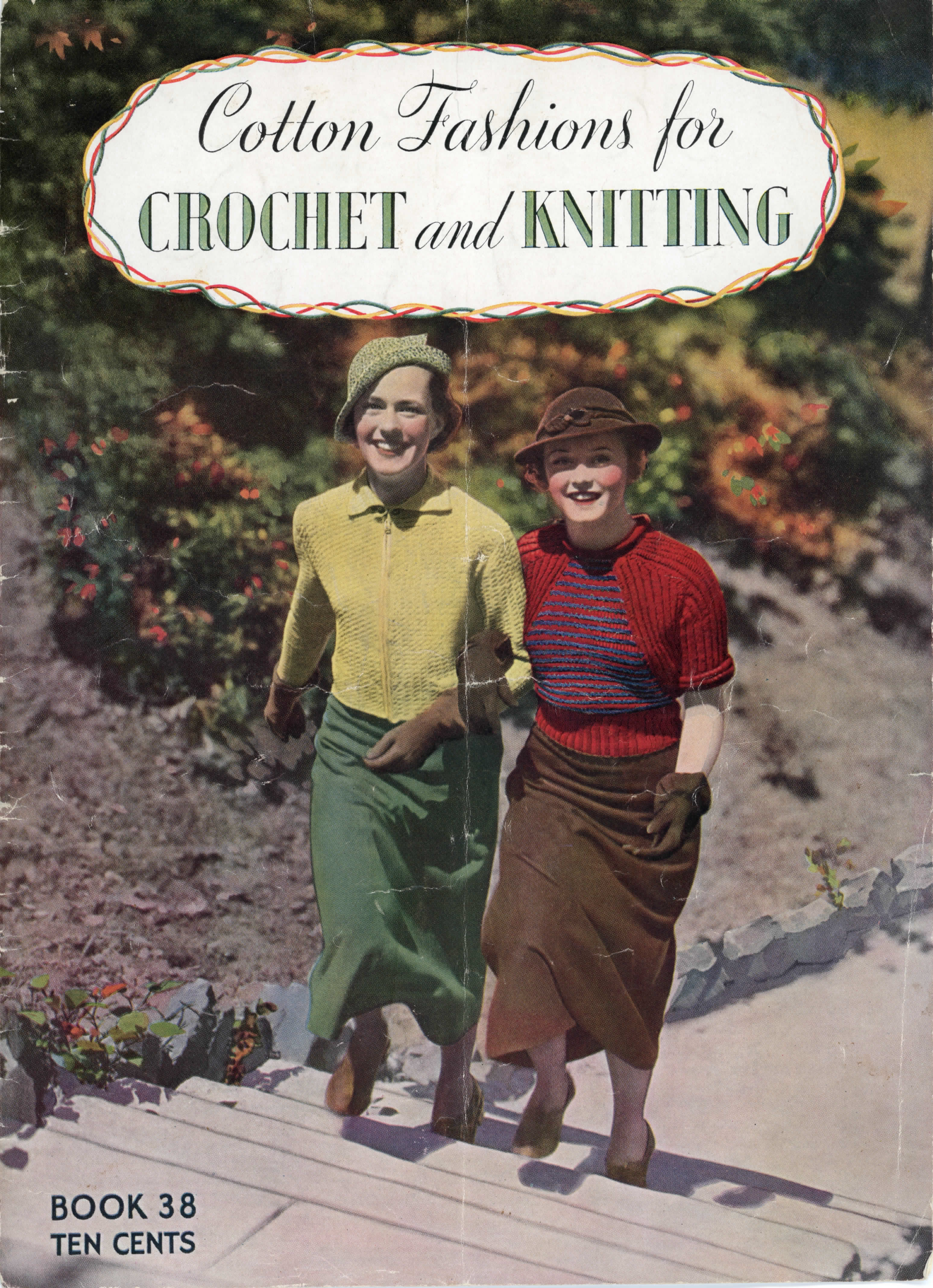 Cotton Fashions for Crochet and Knitting