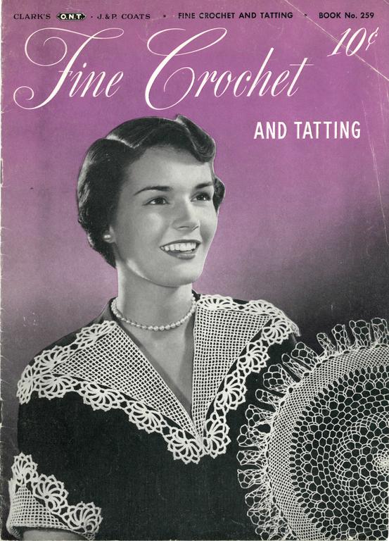 Fine Crochet and Tatting