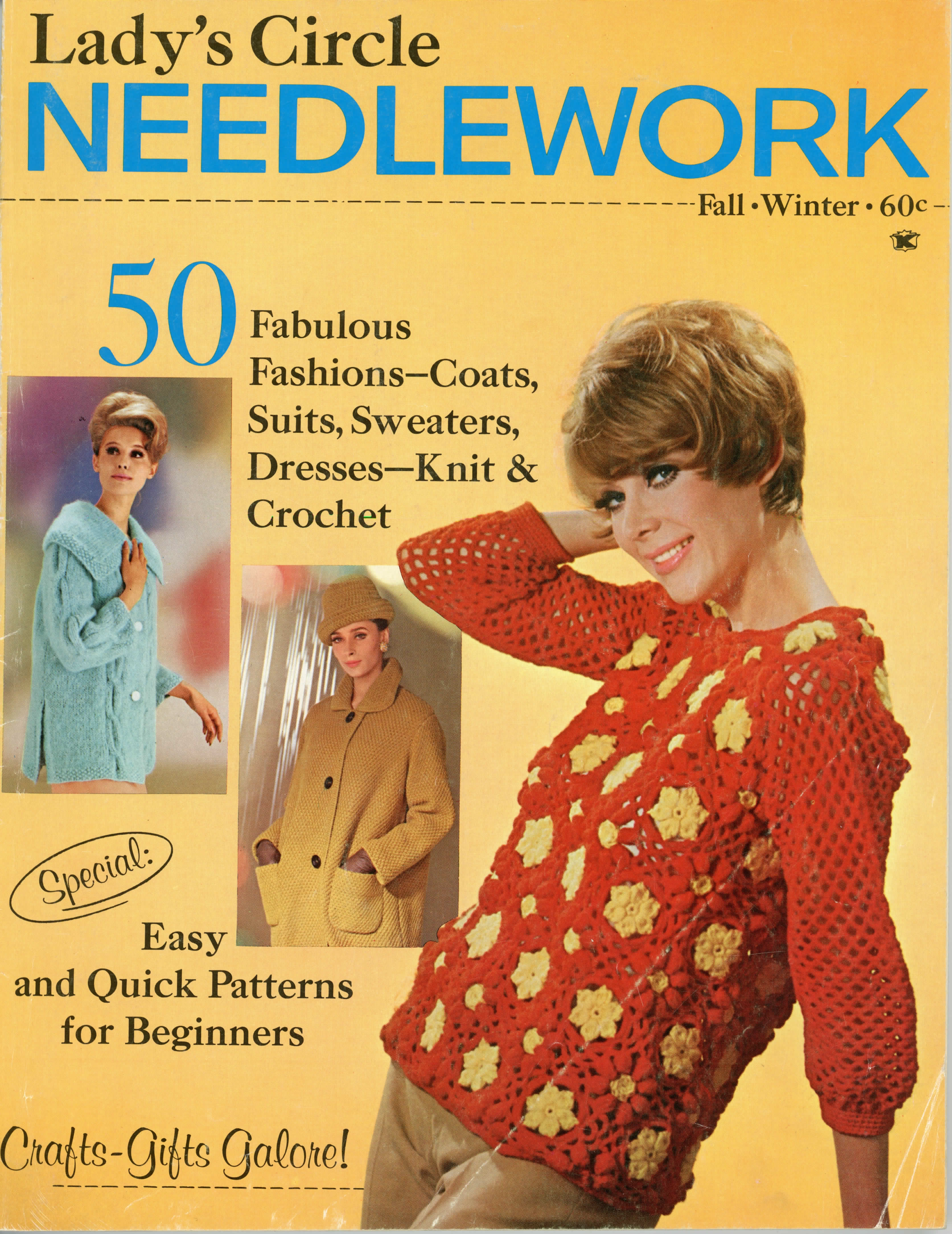 Lady's Circle Needlework