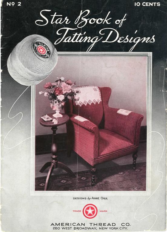 Star Book of Tatting Designs