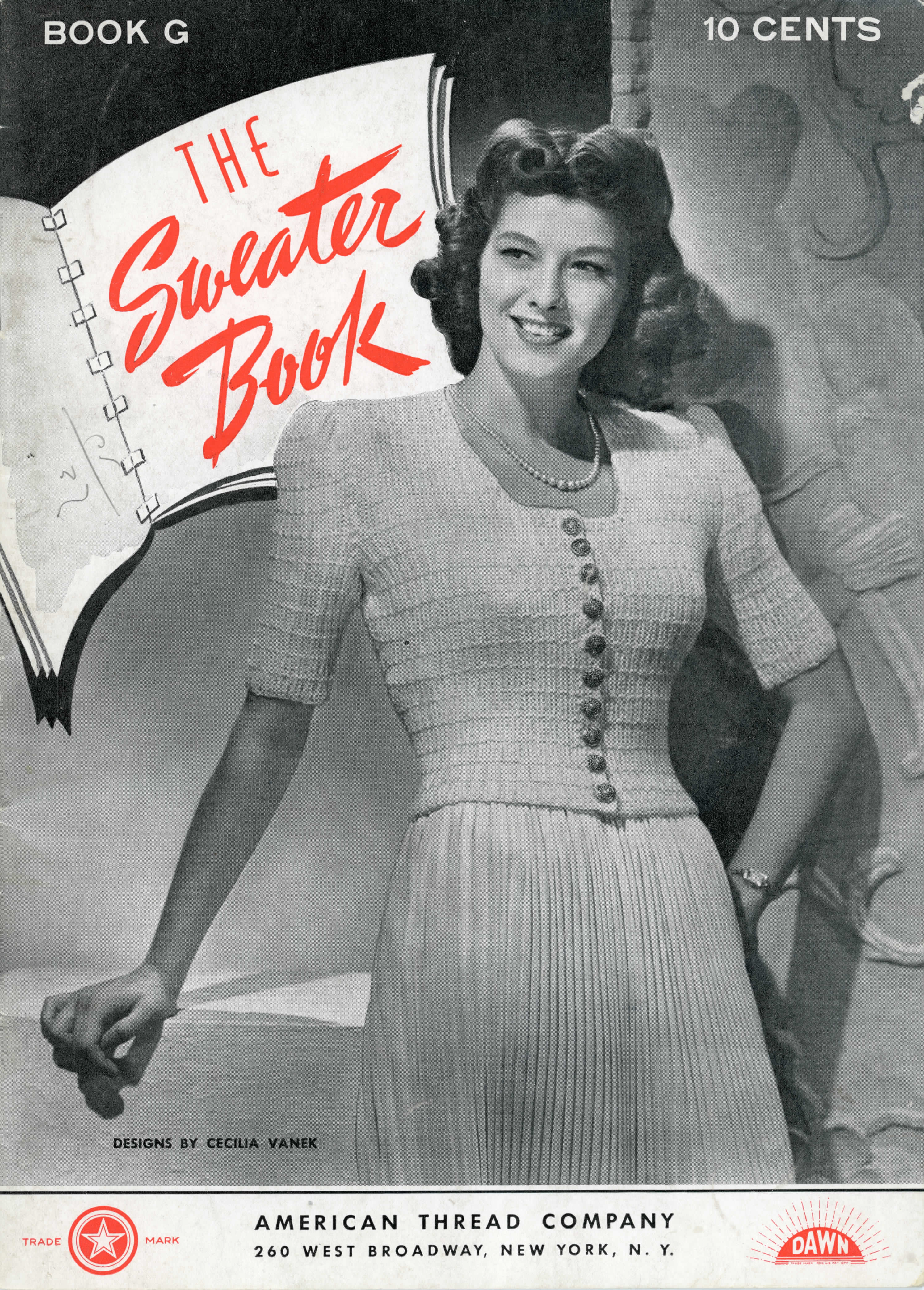 The Sweater Book