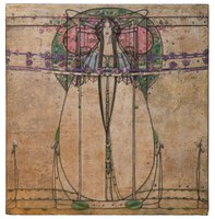 Designing the New: Charles Rennie Mackintosh and the Glasgow Style opens at Albuquerque Museum on October 30, 2021