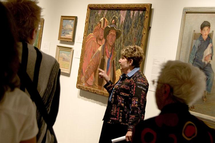 Albuquerque Museum Gallery Tour