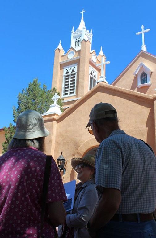 Albuquerque Museum Old Town Tour