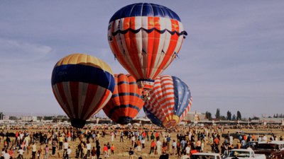 First Flight to Fiesta: How Albuquerque Became the Ballooning Capital of the World