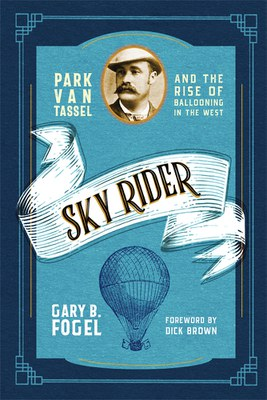 Sky Rider Book Talk and Signing