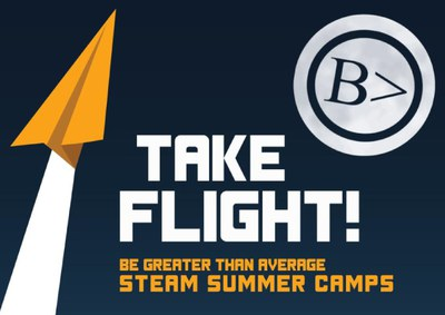 """STEAM Summer Camps """"Take Flight"""" at the Balloon Museum"""