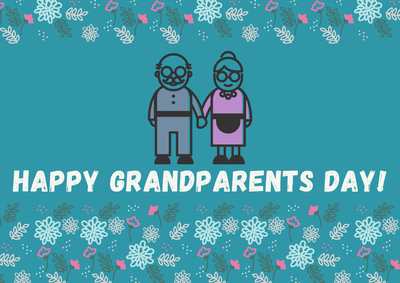 Stories & Music in the Sky Virtual Story Time - Grandparents Day