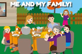 Stories & Music in the Sky Virtual Story Time - My Family