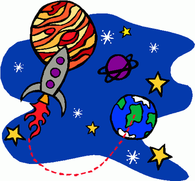 Stories & Music in the Sky Virtual Story Time - Outer Space