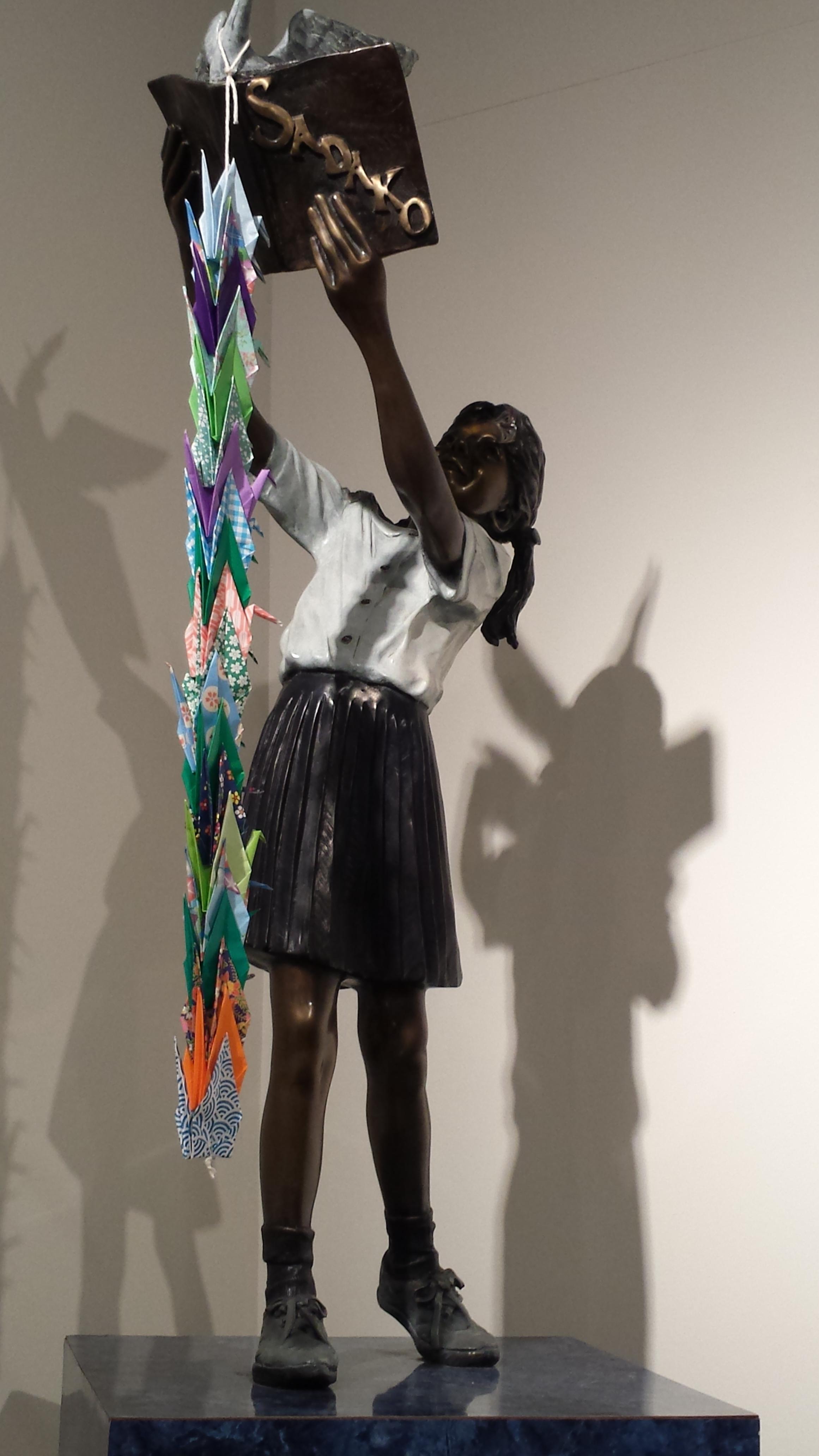 Children of War Statue