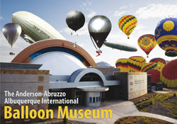 Museum Rendering With Balloons