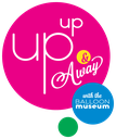 Up Up and Away Exhibition Logo