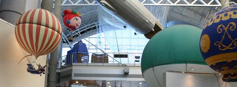 Balloon Museum Main