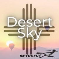 Desert Sky on the Fly