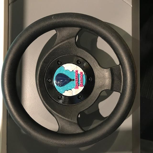 Chase Crew wheel logo