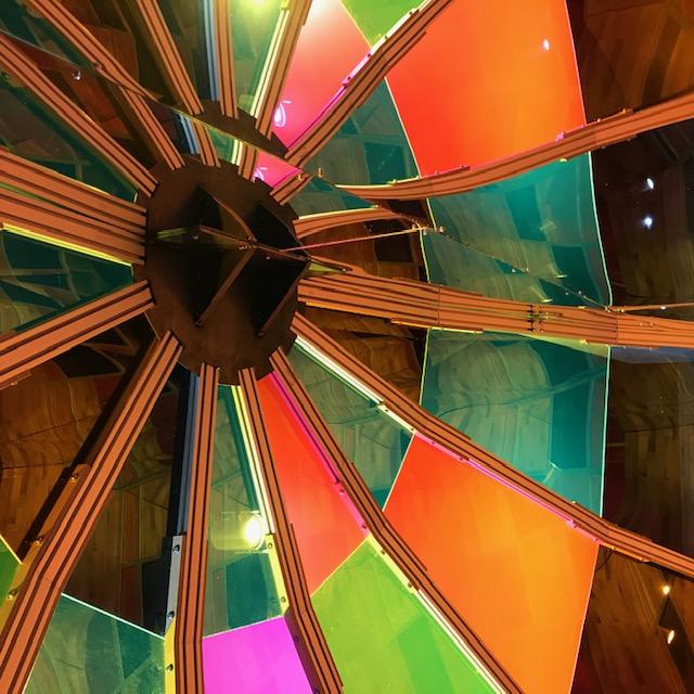 Immersive Color Room