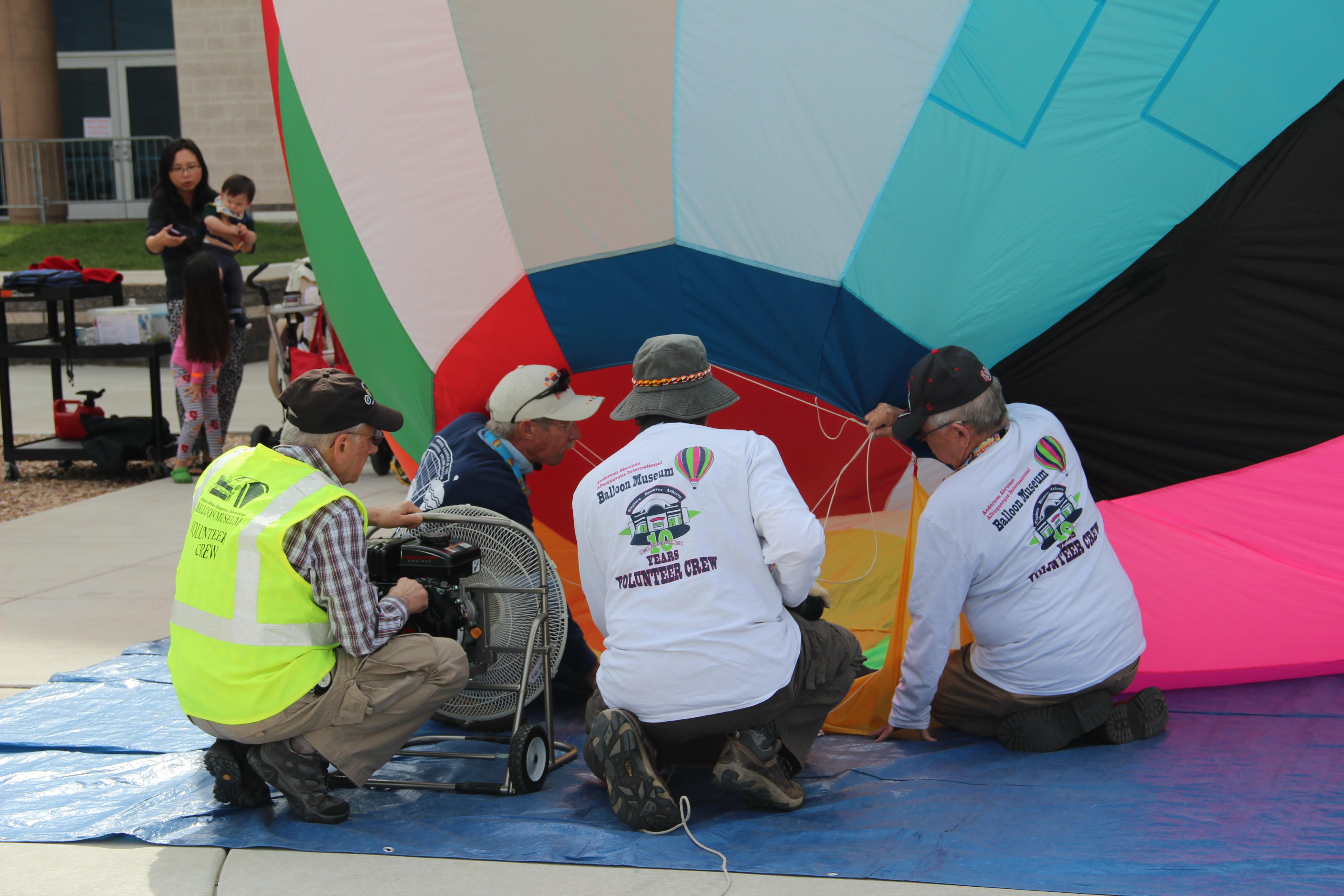 RC Balloon Crew