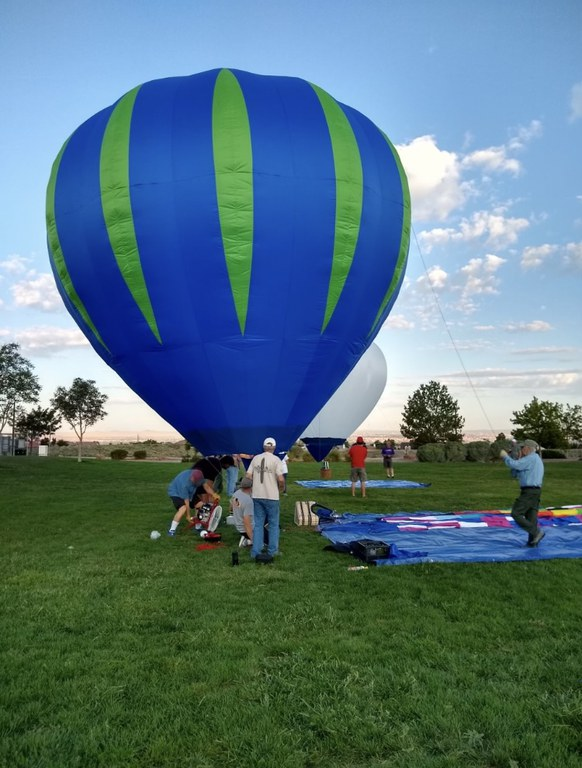 New RC Balloon
