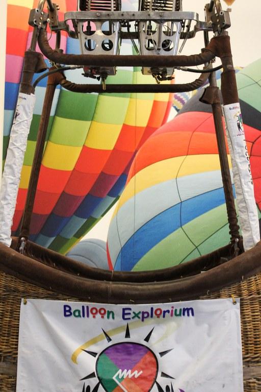 Balloon School Gondola1