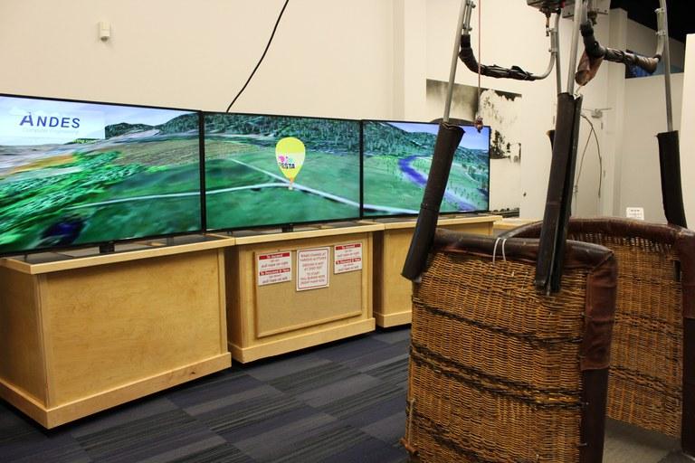 Balloon School Simulator 1
