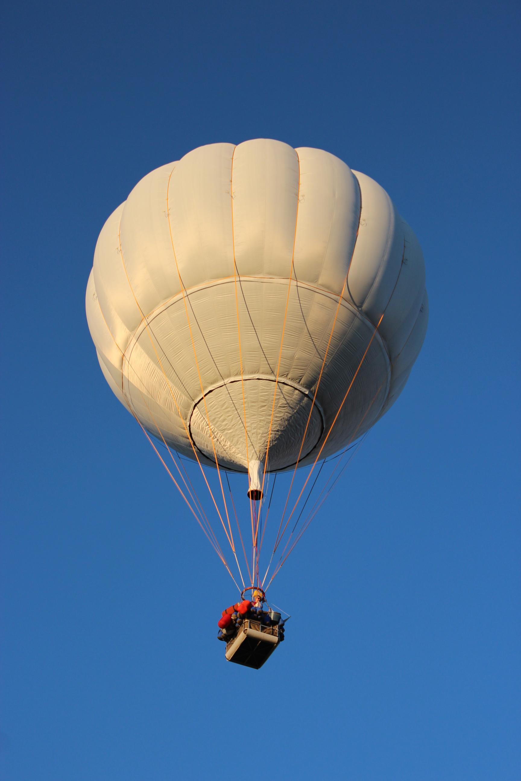 Foxtrot Charlie Gas Balloon