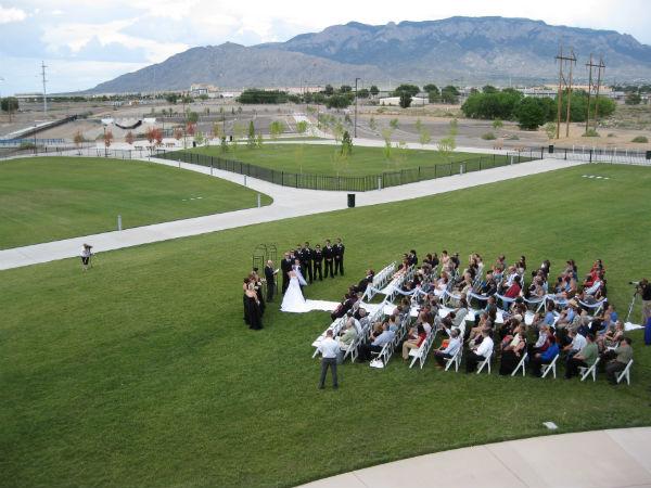 Wedding Ceremonies on the Lawn