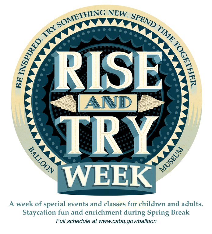 Rise and Try Medallion