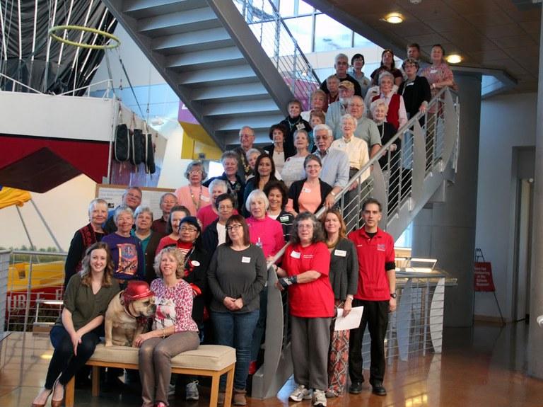 Balloon Museum Volunteers