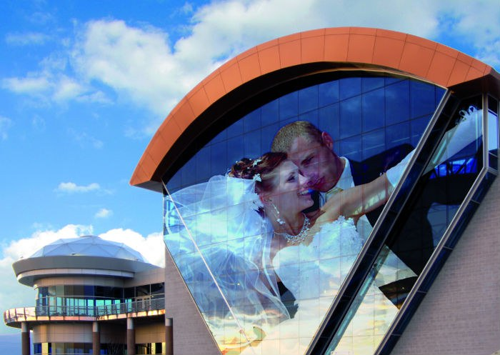 Weddings that Soar at the Balloon Museum