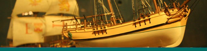 Ship's Cove banner