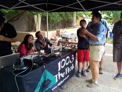 Free Summer Road Show at the Zoo